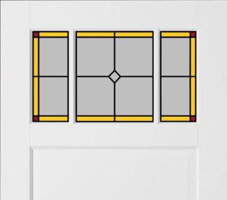 Drieluik panelen